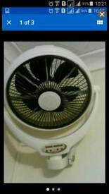 Fan with Remote Control