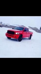 2007 dodge power ram 1500, 4x4