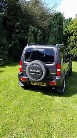 Suzuki jimny 2012 one owner from new 4x4 Full spec leather seats, air con alloy wheels