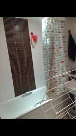 Im looking for couple or lady to share my house . I have one double room with bathrom for the room