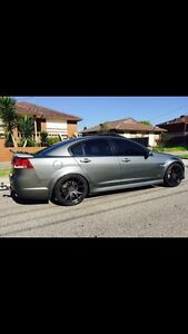 2011 Holden Commodore SV6 II Thomastown Whittlesea Area Preview