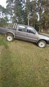 2001 Ford Courier Ute Deloraine Meander Valley Preview