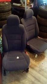 Honda civic ek ej9 96 to 00 front / back seats
