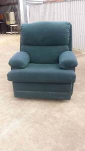 3 seater lounge  with 2 matching recliners Port Hughes Copper Coast Preview