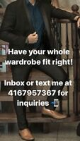 Brampton Tailor (Alterations & More)