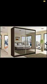 ☝🏼Impressive Design-Best Quality-Brand New QUEEN 2-DOOR STORAGE WARDROBE Available with Warranty☝🏼