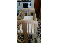 baby Crib, Collection from the campus of the University of Sussex