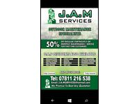 landscape/Garden/property/handyman services/grass cutting/fencing/slabbing( read more)