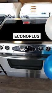 ECONOPLUS LIQUIDATION CUISINIERES INOX ENCASTRABLE A PARTIR DE 649.99$ TAXES INCLUSES