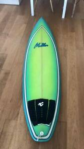 Surfboard, 6ft.3in, 35L