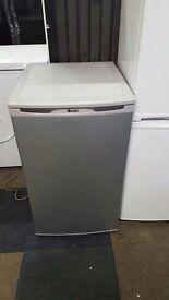 Swan SR8090S 50cm Under Counter Freezer - Silver