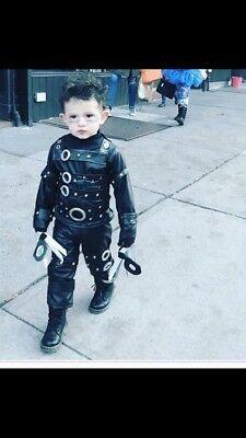 edward scissorhands costume Toddler, Children