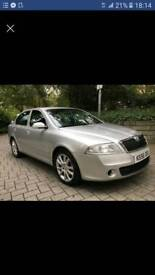 Skoda Octavia 2.0 Turbo Petrol 2007 115k with Services Px Welcome