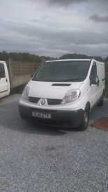 for sale this Renault traffic 2011