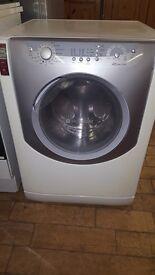 Hotpoint Aqualtis washing machine 7.5kg super silent