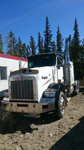T800 Kenworth with Belly dump