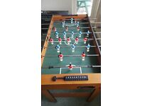 FOR SALE Table Football in perfect condition
