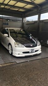 Honda Civic type R jdm Import