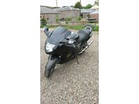 HONDA CBR 1100 BLACKBIRD SPORTS TOURER, PROJECT REPAIR