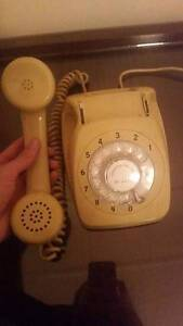 Old Rotary Phone Re-wired So it can Connect to Modern Landline Drummoyne Canada Bay Area Preview