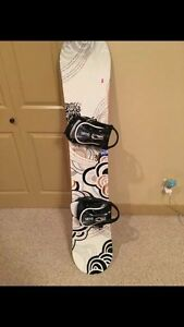 K2 snowboard mint condition 154