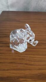 Various sized Swarovski Crystal Animals for sale, perfect condition, discounts for multi buys