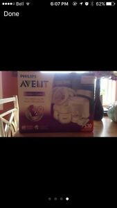 Double Electric Breast Pump *FIRM PRICE*