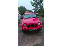Jeep Cherokee 2.5 CRD LIMITED