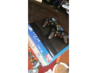 playstation 3 and games bundle