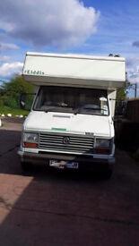 5 Berth Talbot Express 2.5l Diesel F Reg Power Steering Campervan