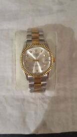 men's rolex brand new never been used £60