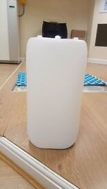 25L Used Water Containers