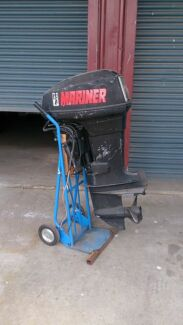 Mariner outboard motor 60 hp for parts Moe Latrobe Valley Preview