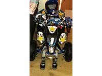 2 kids 50 cc quads for sale