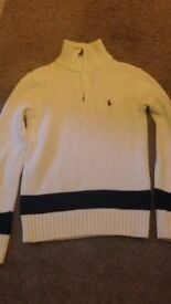 Ralph Lauren boys jumper age 8