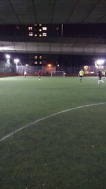 Wednesday 8 a side Casual Football, West London