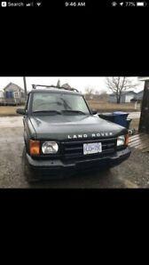 2002 Land RoverDiscovery 2