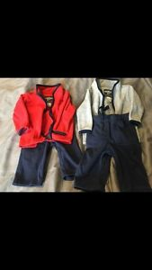 Boys clothes (6-12 months)