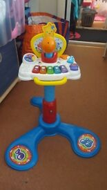 VTech Sit to Stand Music Tower