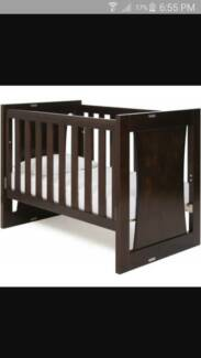 Grotime Baby Cot - Used Mangrove Mountain Gosford Area Preview