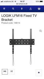 Logik LFM16 fixed TV bracket