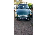 Mini One 1.6l. 62 plate. Years MOT, FSH, recent full service. 41,000. Pepper pack and Bluetooth.