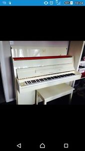 Kawai Upright Piano - Ivory in colour Woongarrah Wyong Area Preview