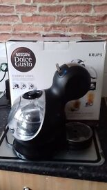 Dolche Gusto Coffee Machine BOXED