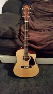 Fender CD60ce with hardcase Southern River Gosnells Area Preview