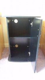 Brand new Black cabinet