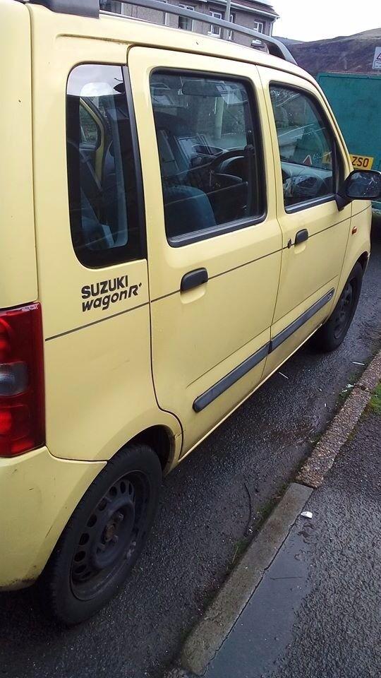 suzuki wagon r+ 1.3 gl