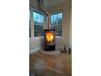 The Art of Fire - stoves, fireplaces and flue systems