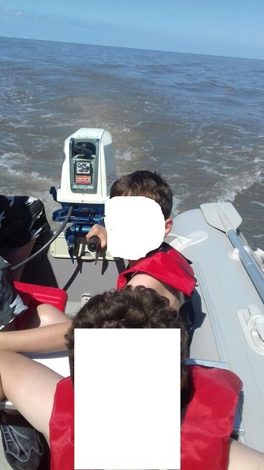 Suzuki 9 hp 2 stroke outboard boat engine £425 ovno | in Chingford, London  | Gumtree