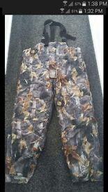 hunting bottoms brand new